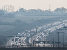 Mening: Breathing clean air is a human right – one that many don't have in England