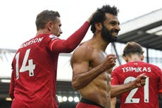 Brentford vs Liverpool live stream: How to watch Premier League fixture online and on TV tonight