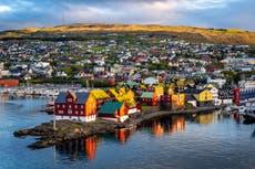 どこで食べます, drink and stay in Tórshavn, the Faroe Islands capital