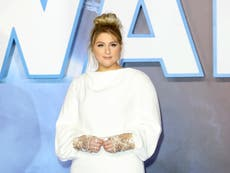 Meghan Trainor opens up about learning to love her post-pregnancy body