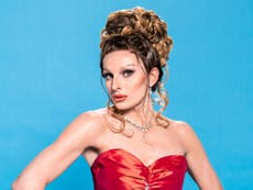 Veronica Green says Drag Race UK Covid exit was 'the toughest period of my life'