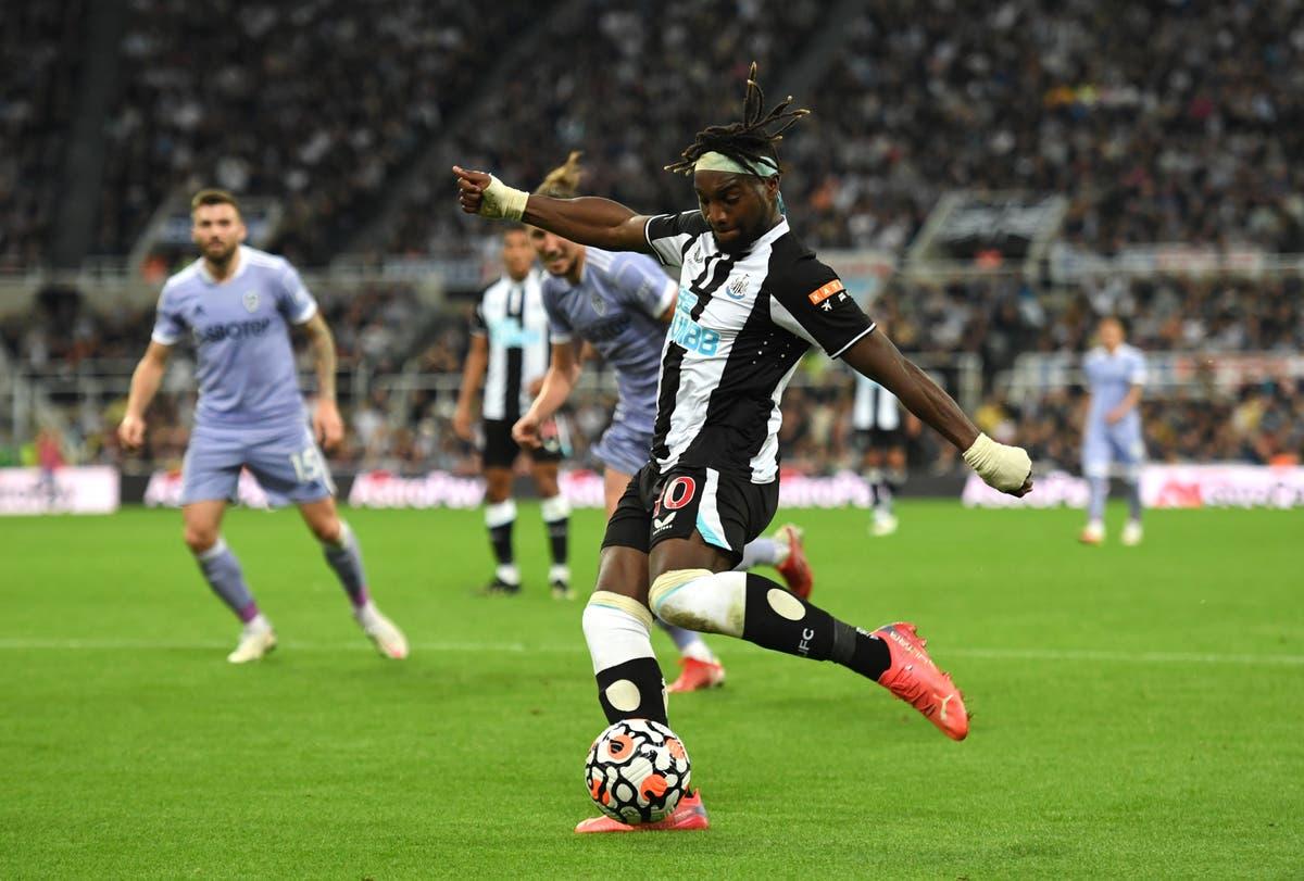 スティーブブルース: Losing Allan Saint-Maximin not an option for Newcastle