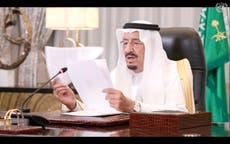 Saudi king expresses hope for the direct talks with Iran