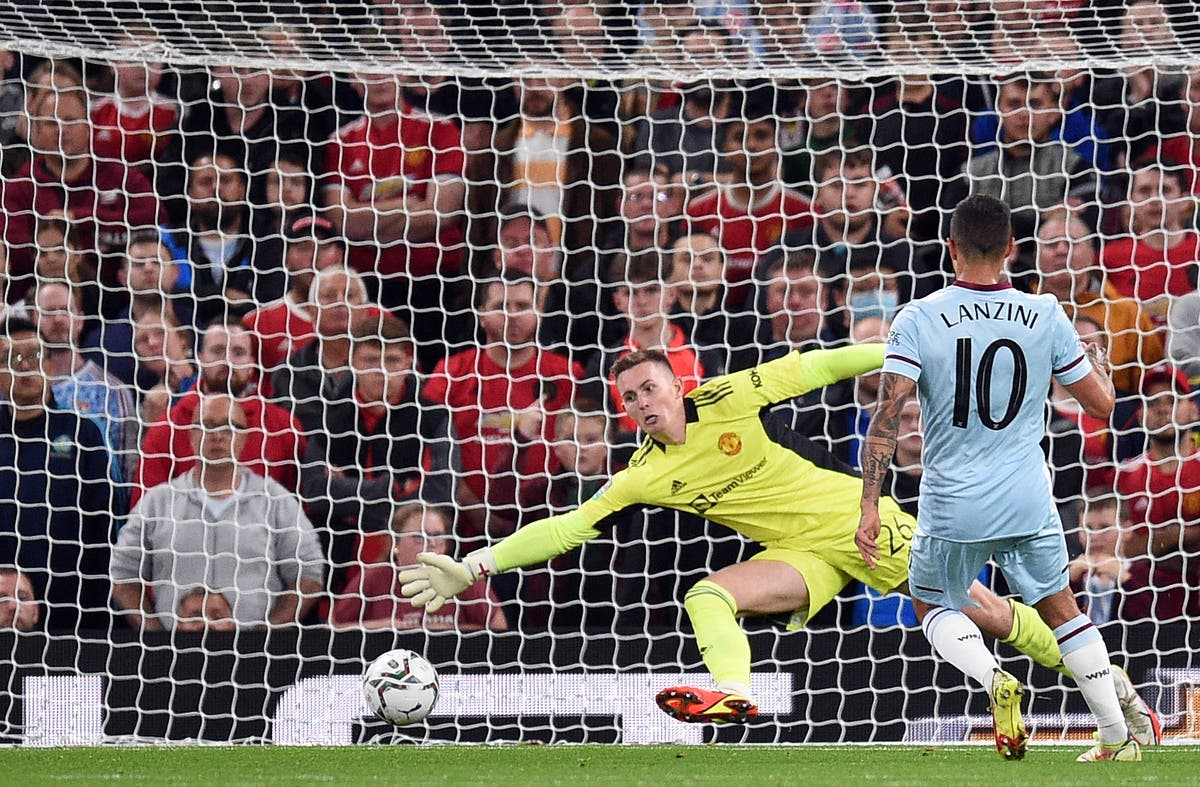 Five things we learned as West Ham knock Manchester United out of Carabao Cup