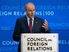 Irish PM rejects suggestion Biden does not understand Northern Ireland
