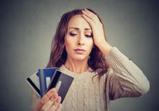 Four tips for paying off credit card debt
