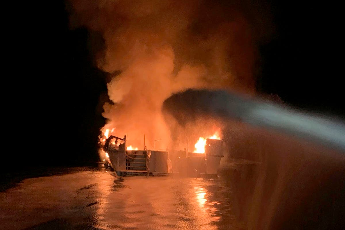 Bill mudaria as regras de responsabilidade marítima após incêndio em barco