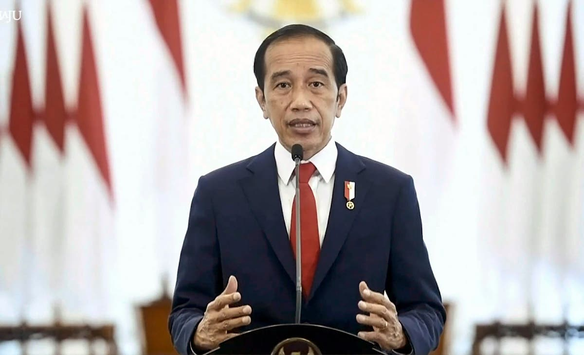 Indonesia leader lays out priorities for G-20 presidency