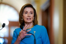 Pelosi chides Republicans for not voting on the debt limit