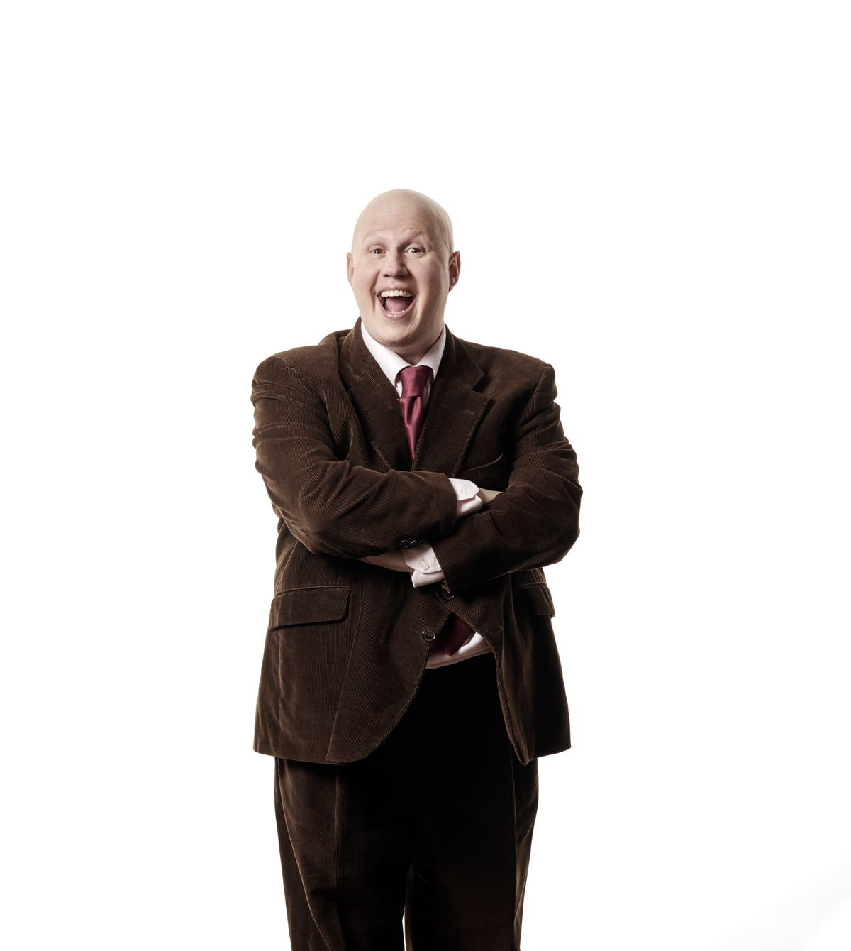 5 minutes with Matt Lucas – on being silly, getting back to Bake Off, and the game to play on a date
