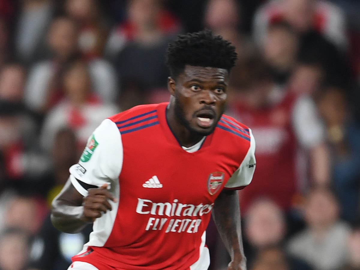Mikel Arteta provides Thomas Partey fitness update ahead of north London derby