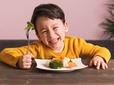 More than one in five children are vegan or want to be, new study suggests