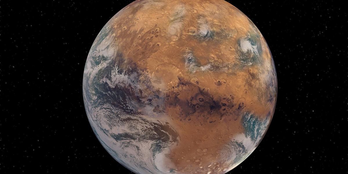 Mars est trop petite pour avoir des extraterrestres, les scientifiques suggèrent
