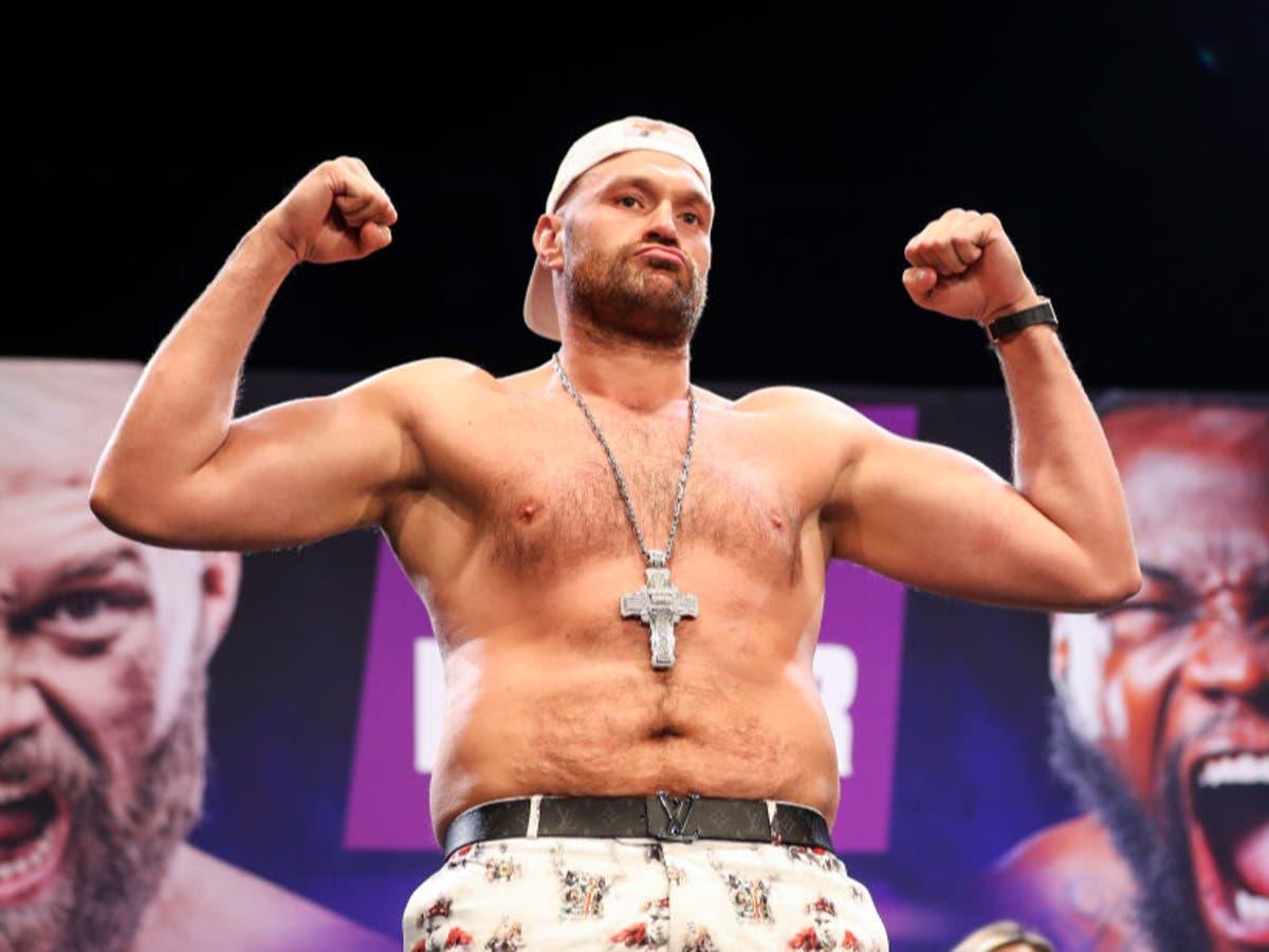Tyson Fury vil 'definitivt' at Anthony Joshua skal slå Oleksandr Usyk