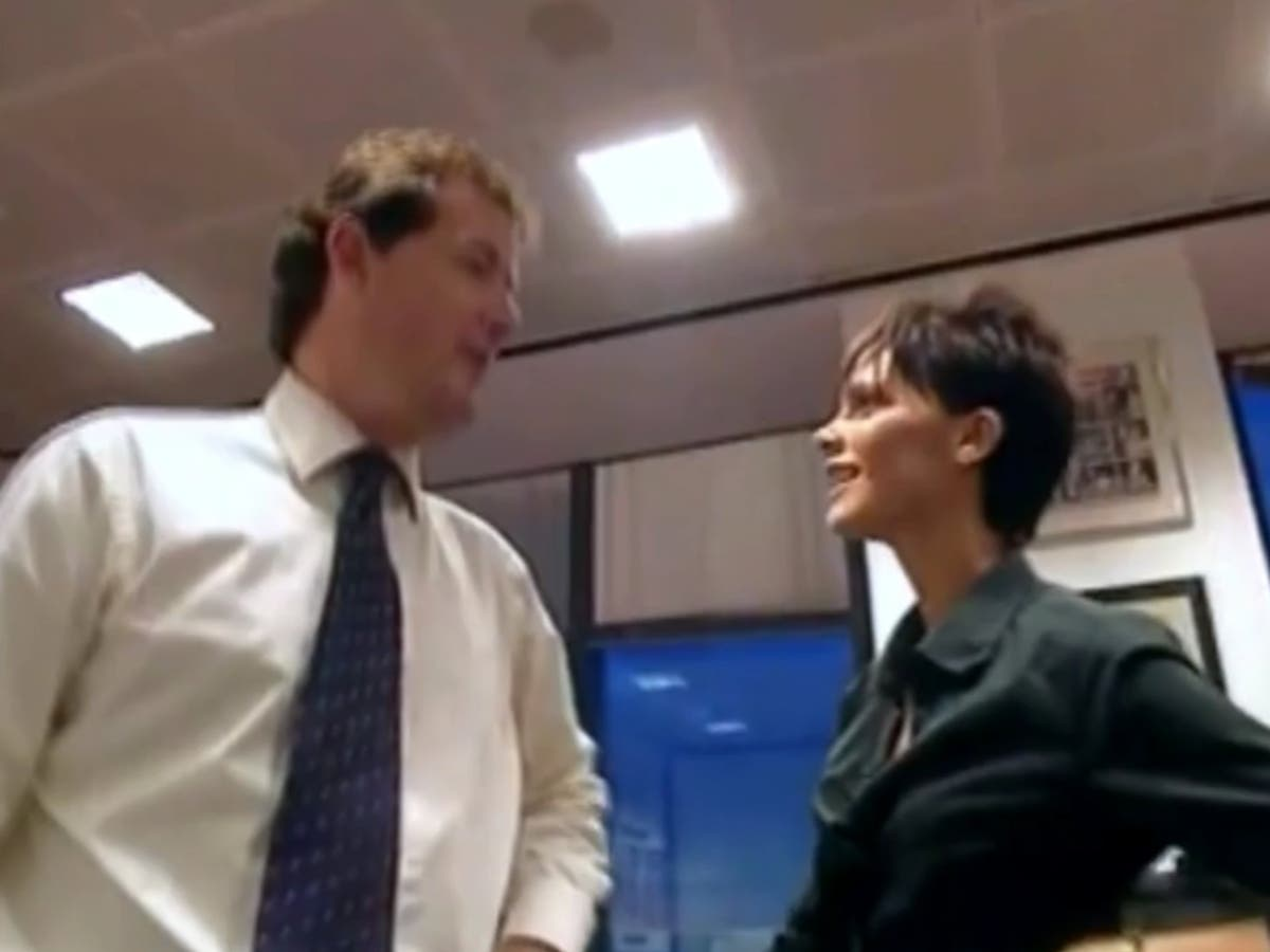 Victoria Beckham confronts Piers Morgan in unearthed documentary clip