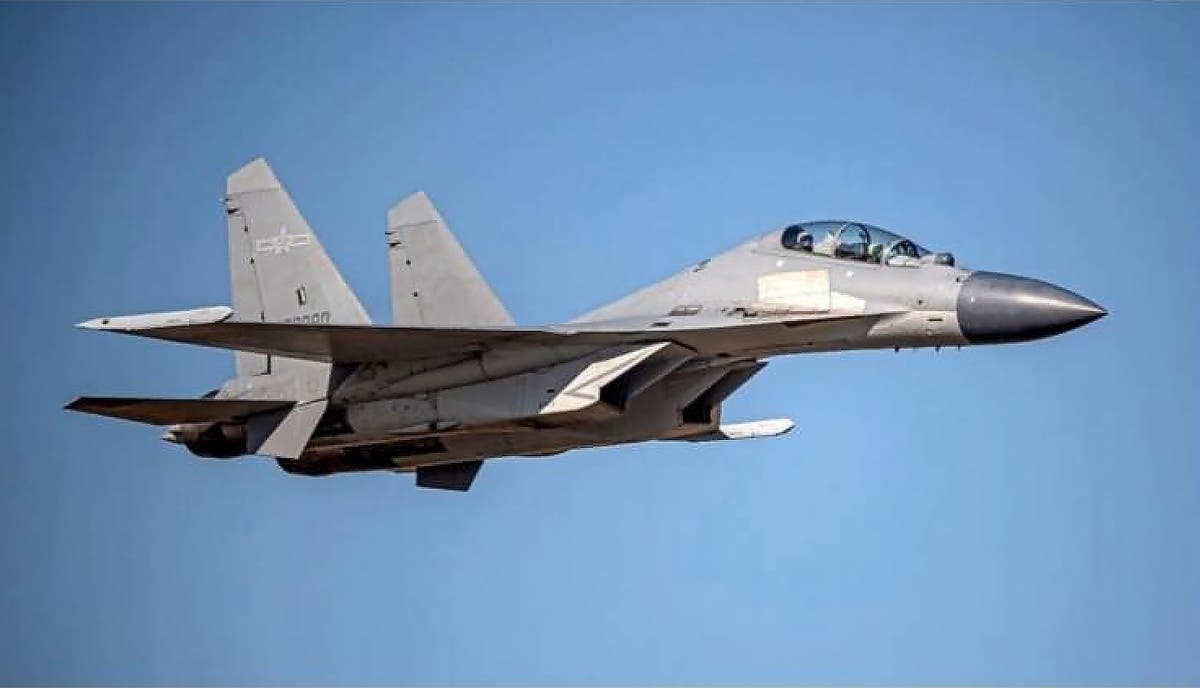 Chinese warplanes fly toward Taiwan for 2nd straight day