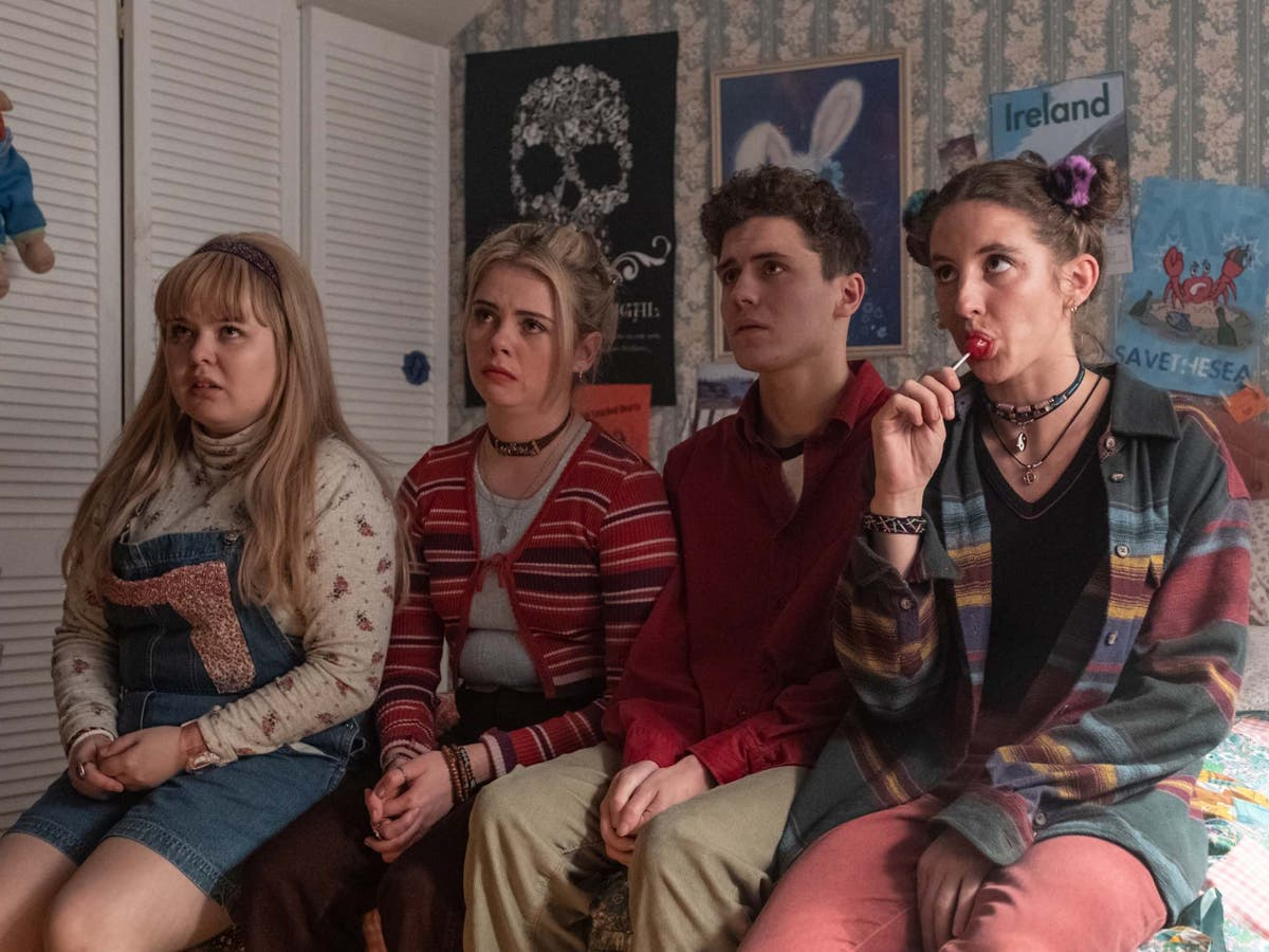 Derry Girls will come to an end after series three
