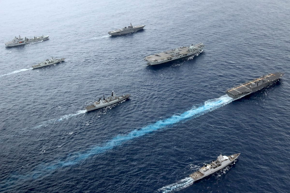 Tensions grow as US, allies deepen Indo-Pacific involvement