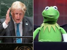 Boris Johnson vind uit dat Kermit die padda tog reg was | John Rentoul