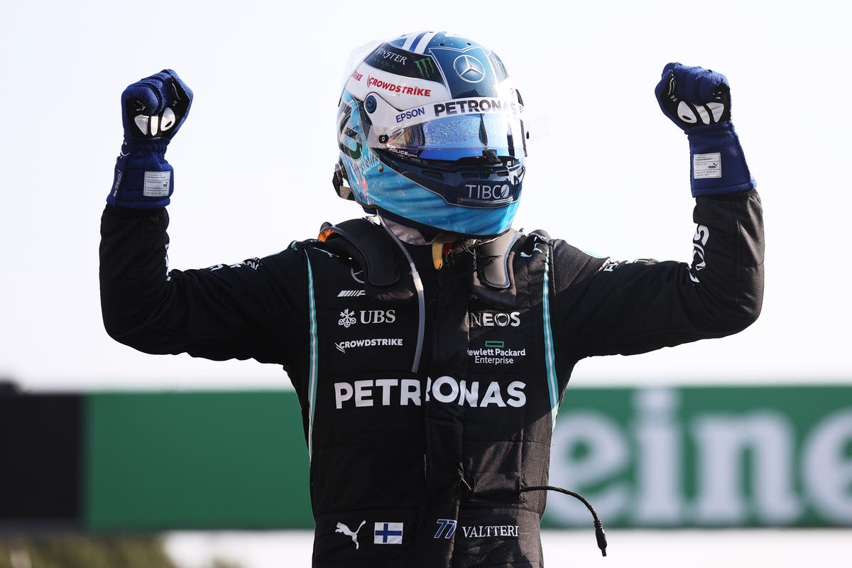 Valtteri Bottas saying 'all the right things' ahead of Mercedes exit