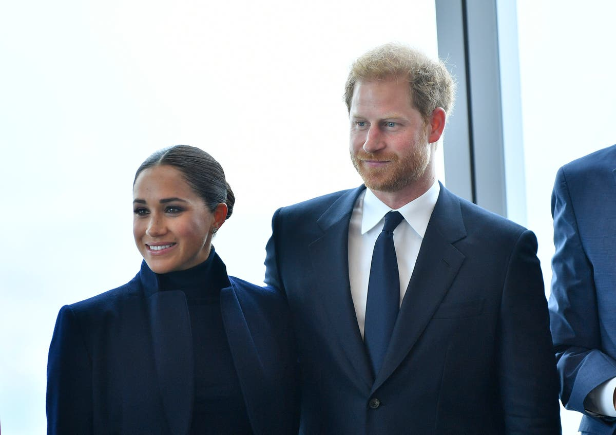 Meghan and Harry are staying at Princess Diana's favourite New York hotel