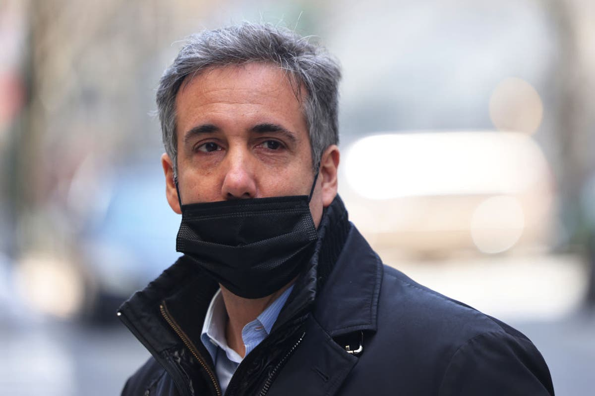 Michael Cohen says Trump is bluffing about running for office again