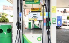 BP and Esso petrol stations closed as lorry driver shortage hits UK