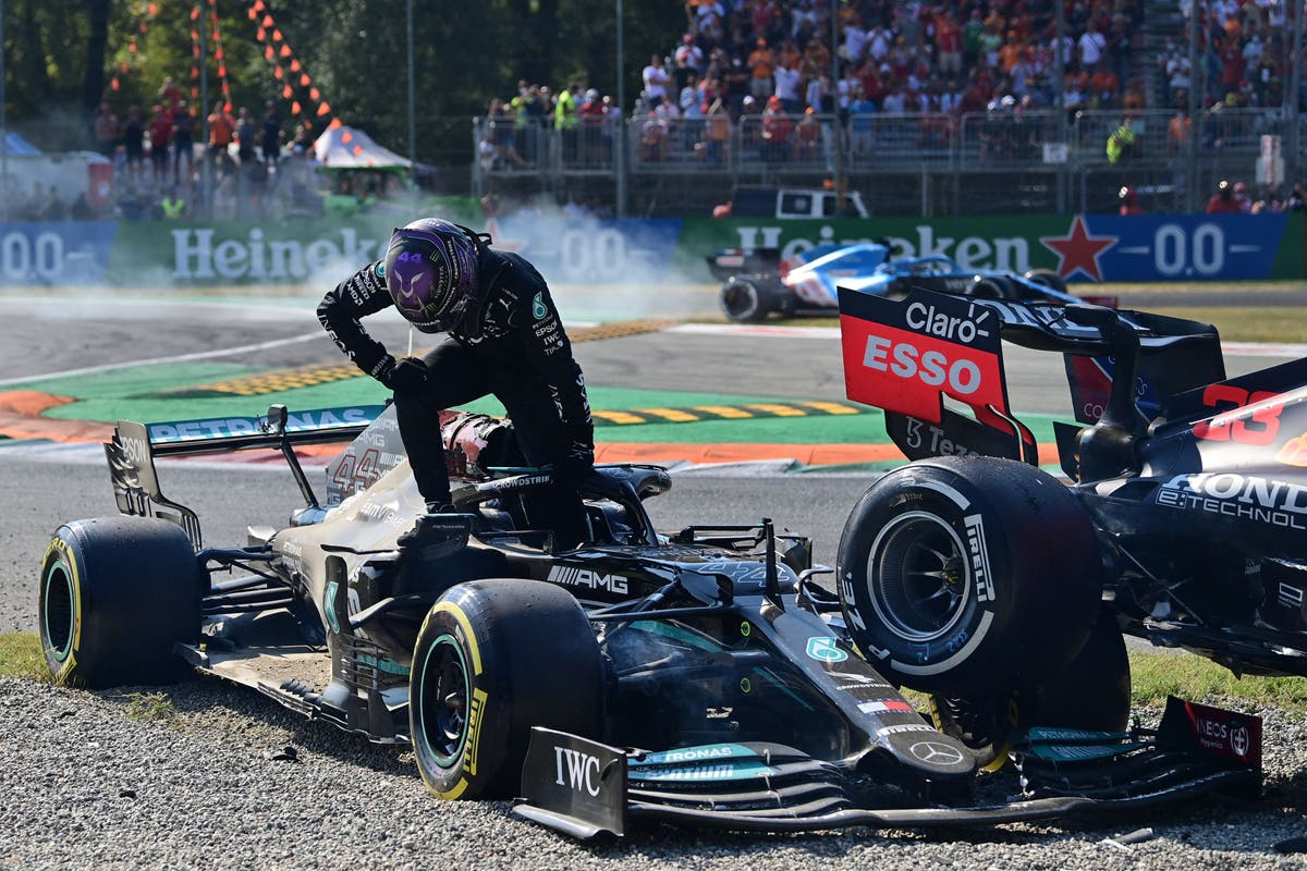 Lewis Hamilton hits back at Red Bull chief over injury claim