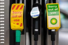 Is there a shortage of fuel and why are petrol stations closing?
