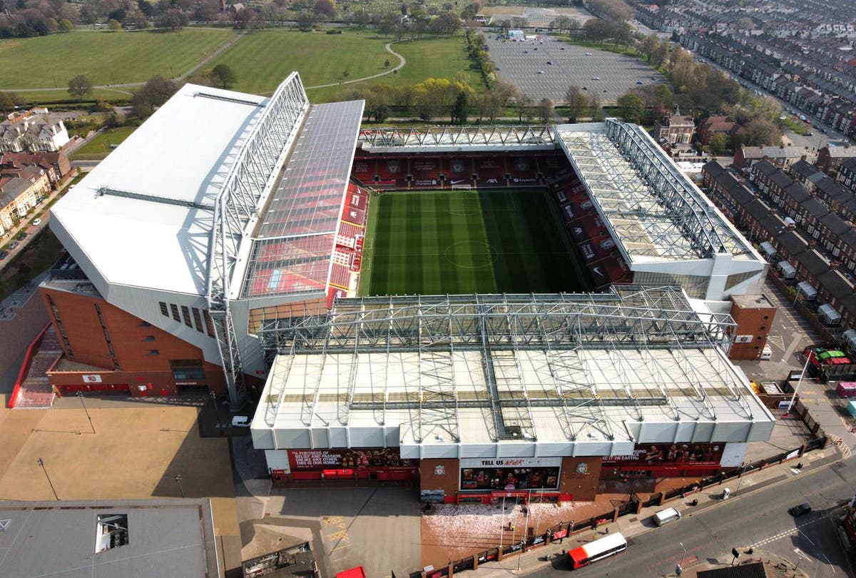Liverpool will not be part of safe standing trial