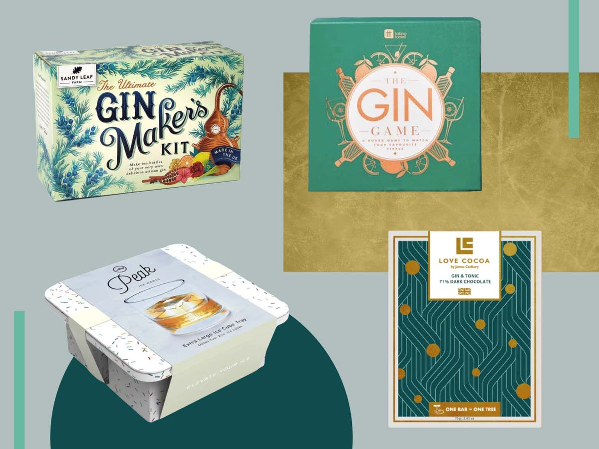Knock knock, it's gin o'clock... The perfect gifts for your gin-loving friends
