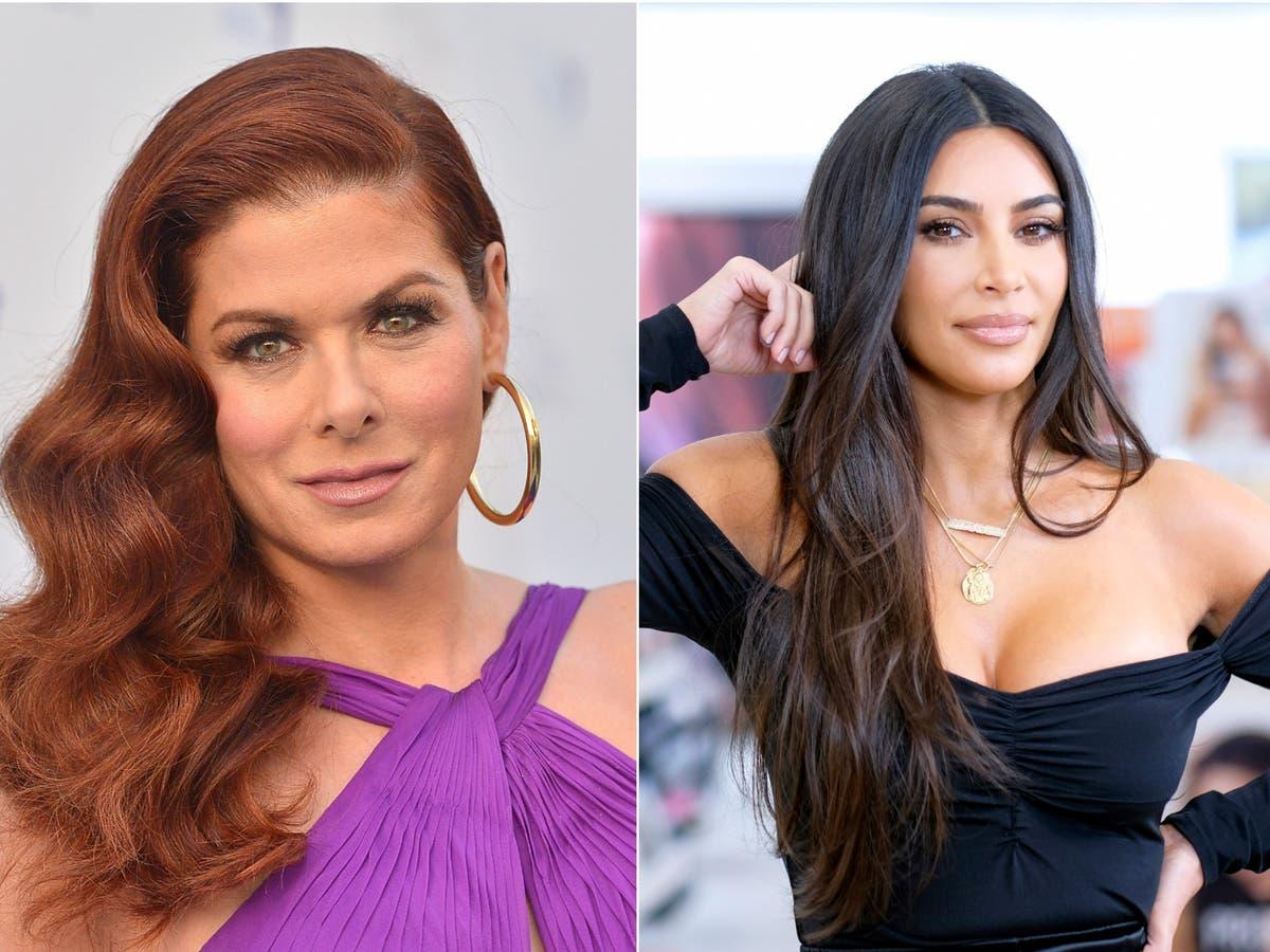 Debra Messing apologises to Kim Kardashian for criticising her SNL appointment