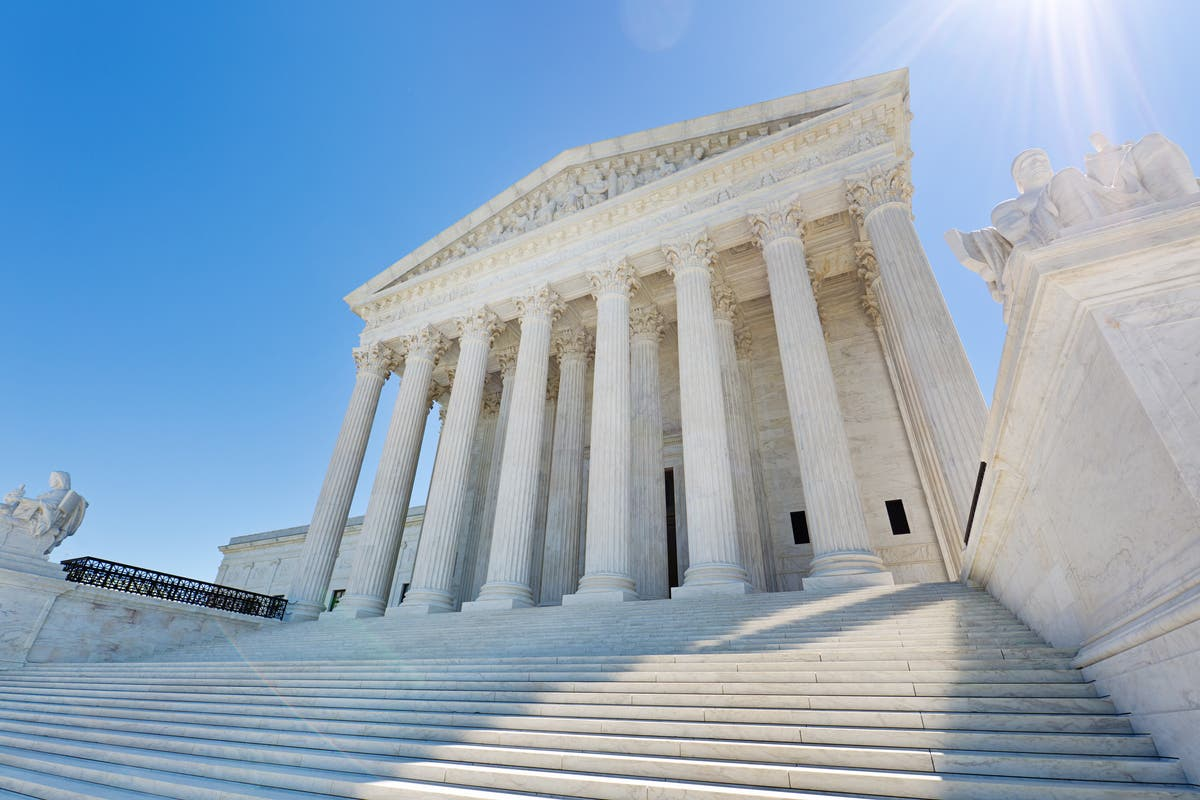 Supreme Court approval drops to historic low of 40%