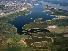 Paraguay River hits record low, imperiling economy