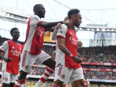 Arsenal and Tottenham aren't acting like 'big six' clubs but derby day victory can kickstart seasons