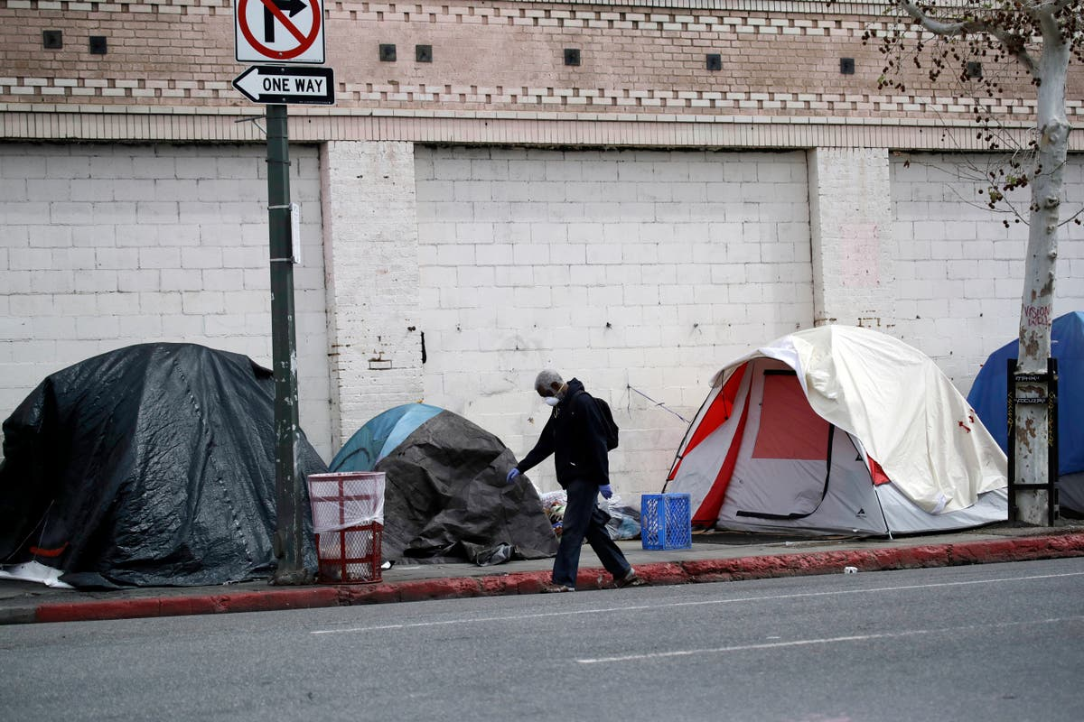 US court order to house LA Skid Row homeless overturned