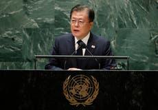 Coreia do Sul, US repatriate war casualties 70 anos depois