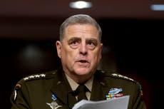 ミリー: US should explore more military talks with Russia