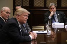 Top Trump aides including Mark Meadows and Steve Bannon subpoenaed by Capitol riot committee