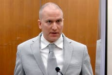 有罪判決を訴えるショーヴィン, フロイドの死の判決