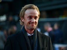 Harry Potter star Tom Felton taken to hospital after collapse during golf match