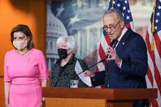 Le plus proche: Biden dans un rôle familier, pour unir le parti sur 3,5T $