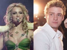 Britney says Justin Timberlake helped her when she could 'hardly talk' with nerves