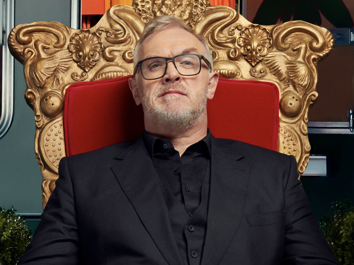 Taskmaster's Greg Davies apologises after censored episode baffles viewers