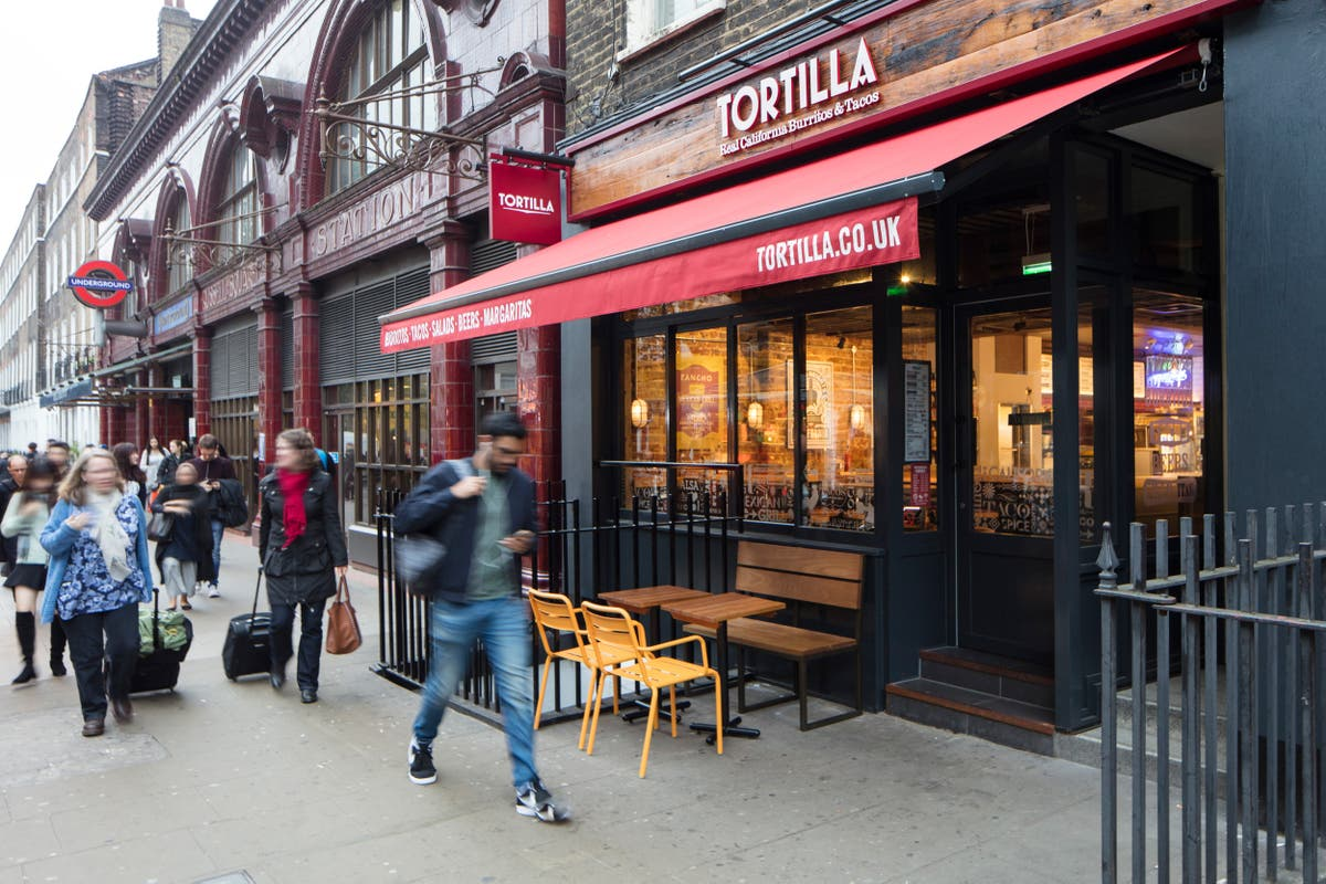 Tortilla plans stock market float and expansion to 45 new sites