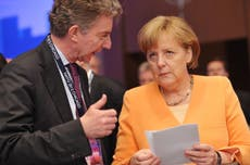 Aukus defence pact has led to a 'loss of trust' in the US, says key Merkel adviser