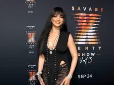 Savage x Fenty: Rihanna, Emily Ratajkowski and Irina Shayk star in latest catwalk show