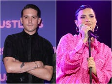 G-Eazy reveals details of his friendship with Demi Lovato