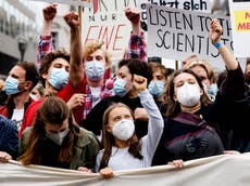 'Tudo o que ouvimos são promessas vazias': O retorno dos agressores do clima às ruas
