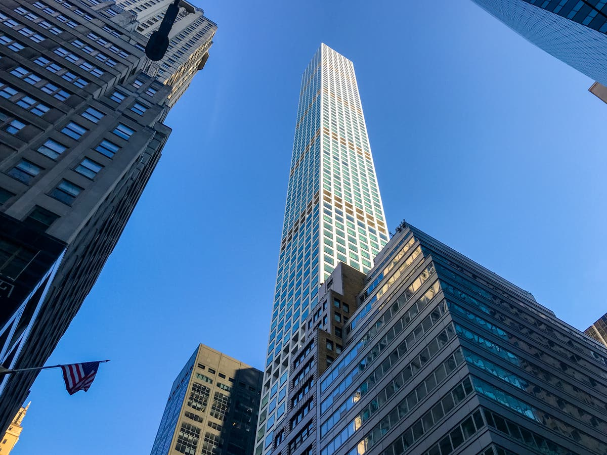 Uber-rich residents of one of NYC's tallest luxury towers sue for $250m